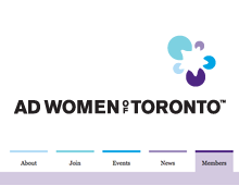Ad Women of Toronto