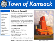 Town of Kamsack