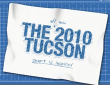 Hyundai Tuscon 2010 Microsite