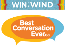 Win With WIND – Facebook Contest App